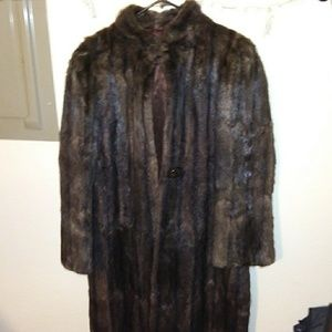 Jackets & Blazers - Women's Full Length Russian Sable Coat